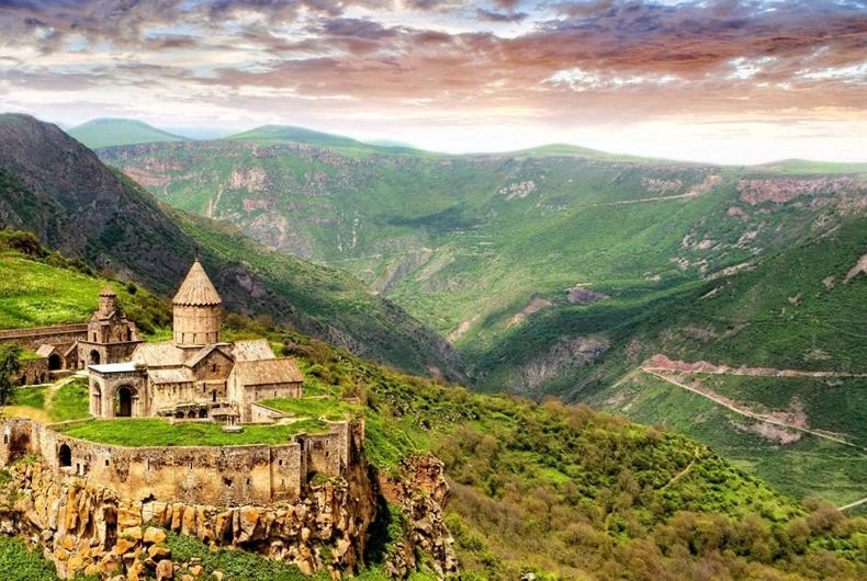 Georgia & Armenia