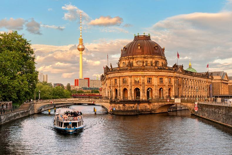 Berlin & Prague