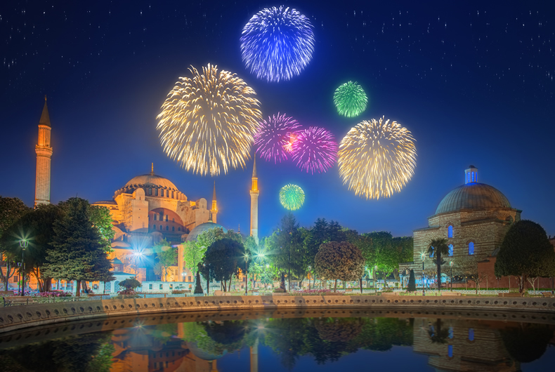 Istanbul - New Year 2019
