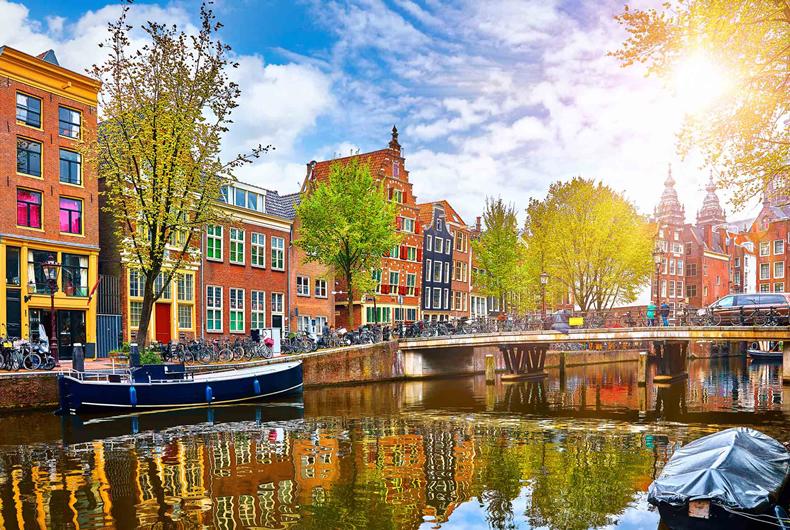 Amsterdam - Easter 2019