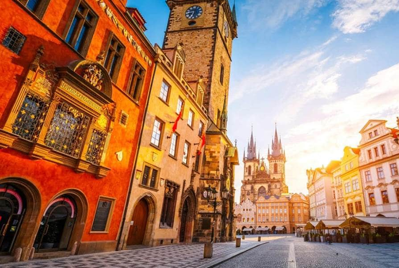 Prague - New Year package