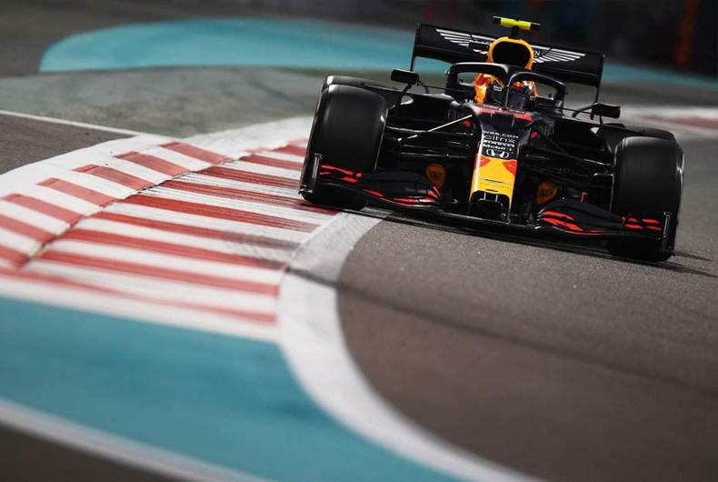 Formula 1 - Abu Dhabi